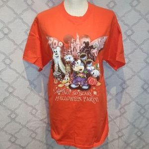 Mickeys not so scary graphic tee